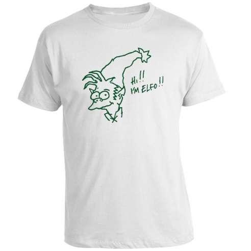 Camiseta Desencanto Elfo