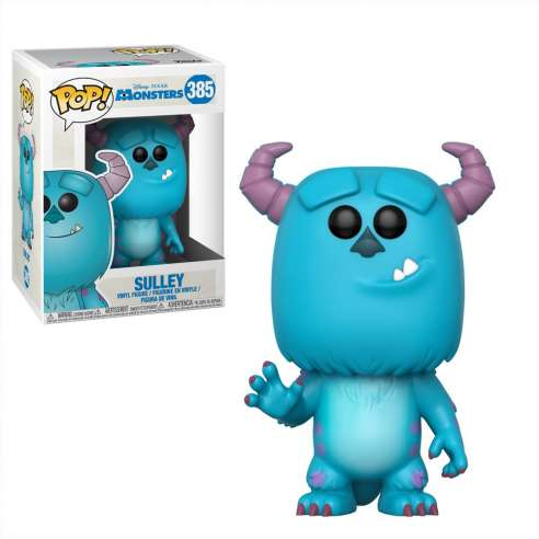 Funko Pop Sulley Monstruos S.A