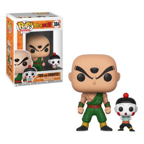 Funko Pop Tien y Chaoz Dragon Ball