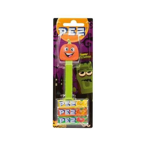Calabaza F Halloween Dispensador Caramelos Pez