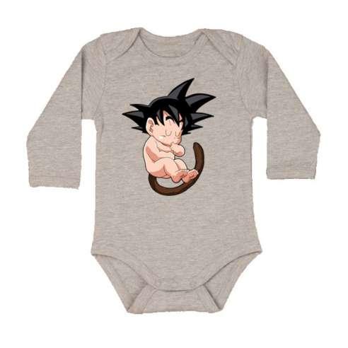 Body Bebe Son Goku Dragon Ball Manga Larga