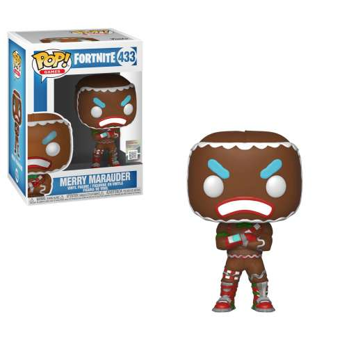 Fortnite Merry Marauder Funko Pop