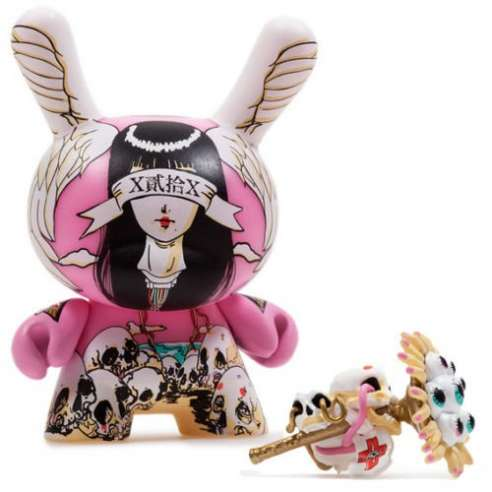 The Empress Arcane Divination Kidrobot Dunny