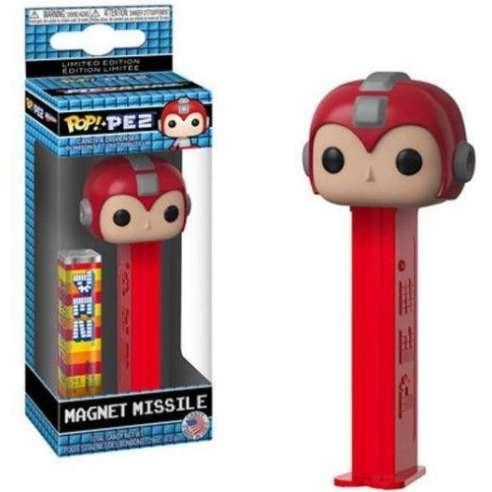 Mega Man Magnet Missile Funko Pop PEZ
