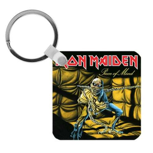 Llavero Iron Maiden Ppiece Of Mind