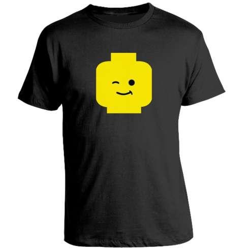 Camiseta Lego Head
