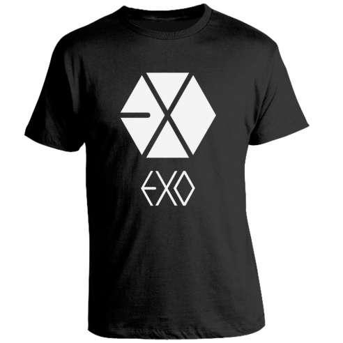Camiseta Kpop EXO