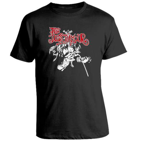 Camiseta The Dogs D'Amour