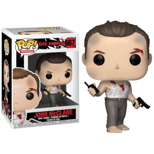 Figura Funko Pop Die Hard John McClane
