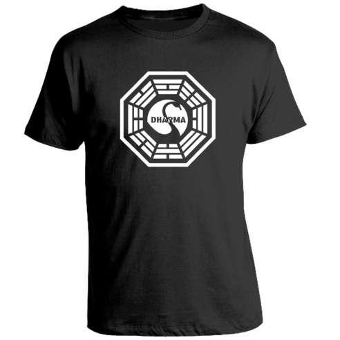 Camiseta Lost Dharma
