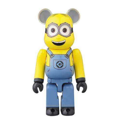 Bearbrick 100% SF Dave Minion Series 34