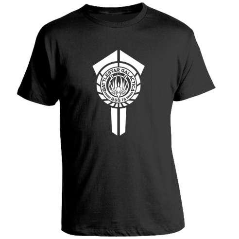 Camiseta Battlestar Galactica