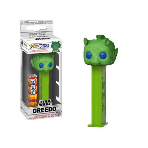 Gredo Star Wars Funko Pop PEZ