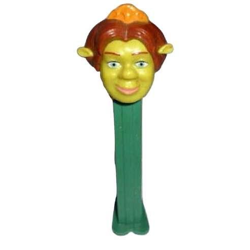 Dispensador caramelos Pez Shrek Fiona