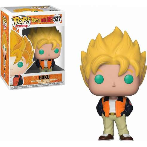 Figura Funko Pop Dragon Ball Goku Casual