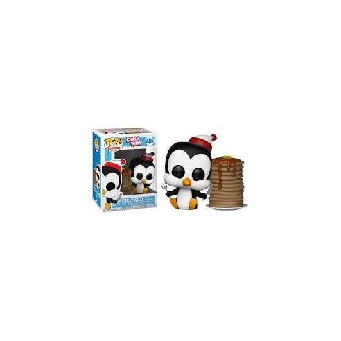 Figura Funko Pop Chilly Willy with Pancakes