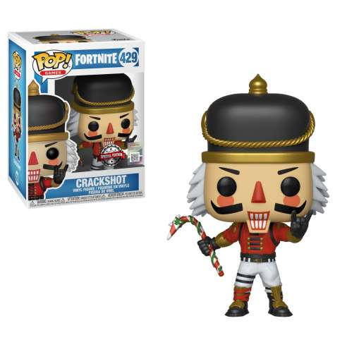 Fortnite Crackshot Funko Pop