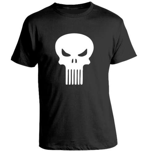 Camiseta Punisher El Castigador