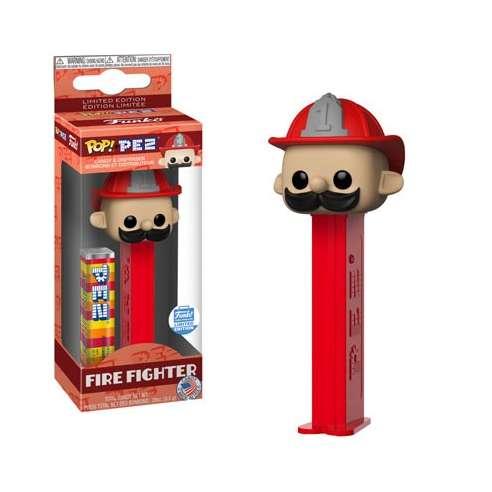 Fireman Funko Pop PEZ