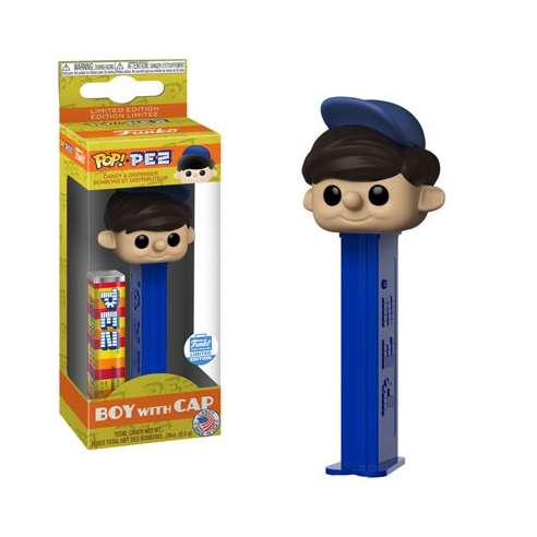 Boy with Cap Funko Pop PEZ