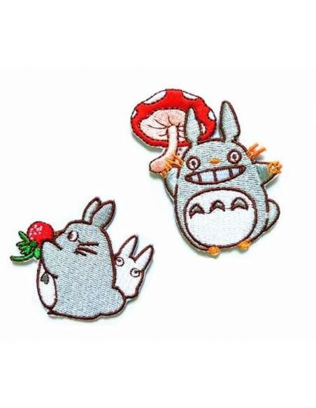 Parche Bordado Totoro 2pcs