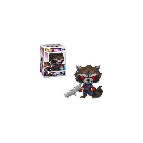 Figura Funko Pop Rocket Raccoon Guardianes de la Galaxia