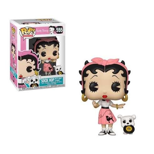 Betty Boop Sock Hop Funko Pop