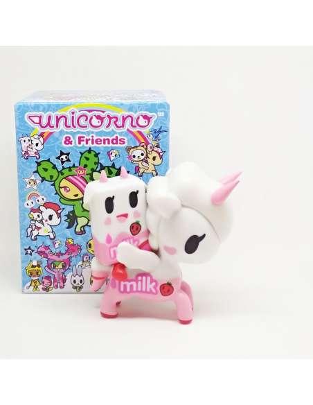 Strawberry Milk & Rosa Latte Unicorno & Friends by Tokidoki