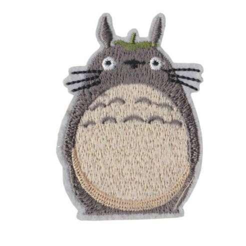 Parche Bordado Totoro