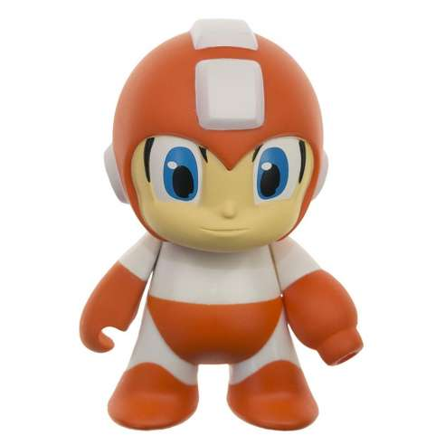Megaman Metallic Red de Kidrobot
