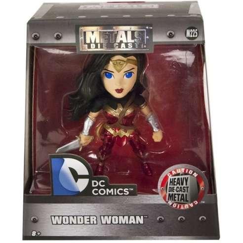 Figura Wonder Woman Metals Die-Cast Marvel
