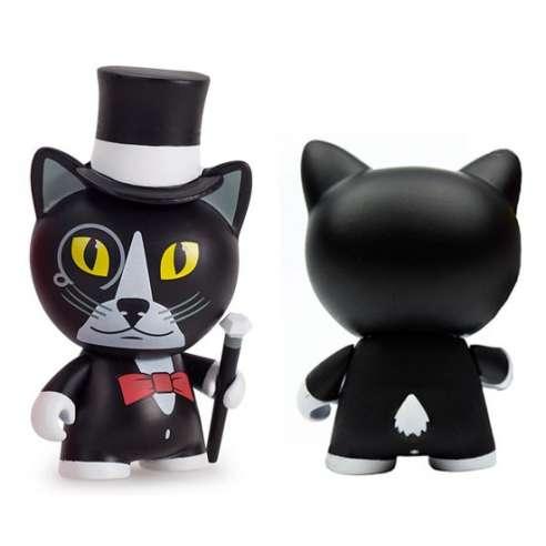 Tuxedo Tricky Cats by Kidrobot
