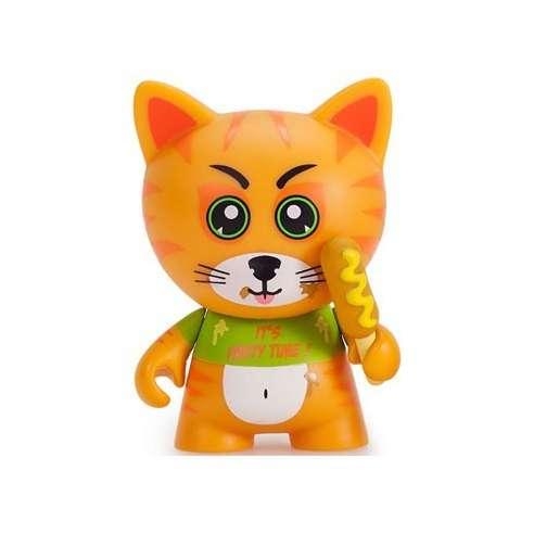 Greedy Tricky Cats by Kidrobot