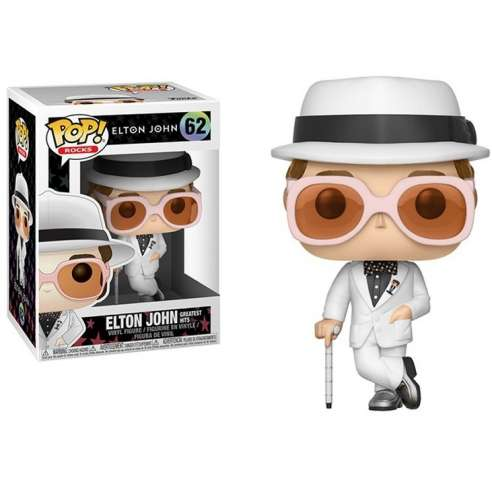 Elton John Greatest Hits Funko Pop