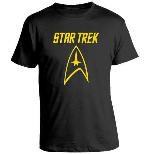 Camiseta Star Trek Classic Symbol