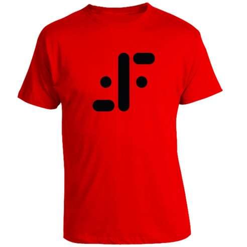 Camiseta V Los visitantes - Emblema Negro