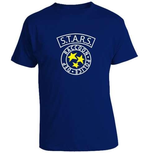 Camiseta Resident Evil Racoon Police Dept