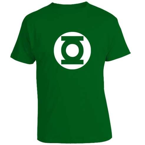 Camiseta Símbolo Linterna Verde