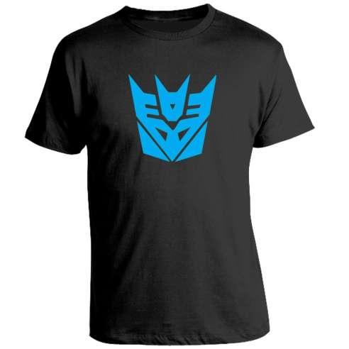 Camiseta Transformers Decepticon