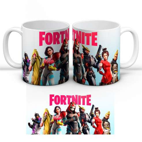 Taza Fortnite Season 9