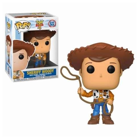 Toy Story 4 Woody Funko Pop