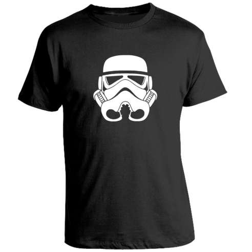 Camiseta Star Wars Stormtrooper helmet