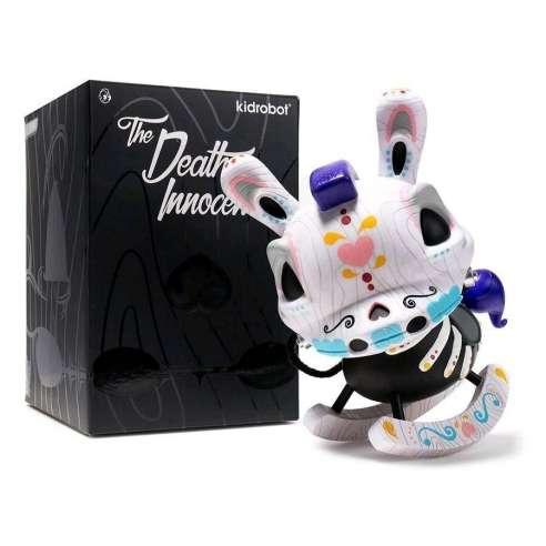 Dunny 8″ Igor Ventura The Dead Of Innocence Kidrobot