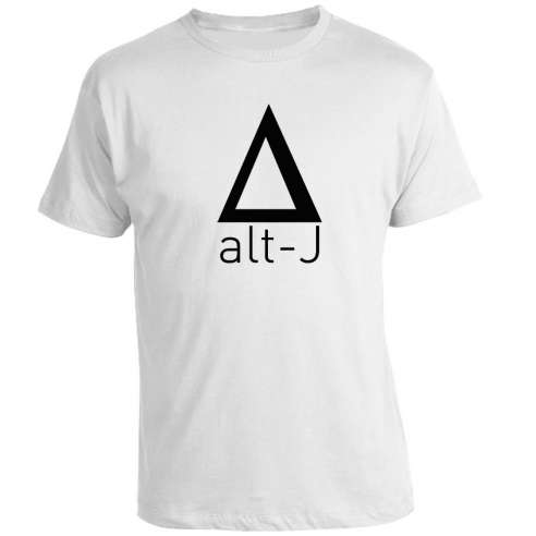 Camiseta Alt-J