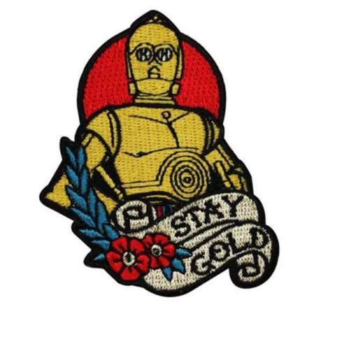 Parche C3PO Stay Gold