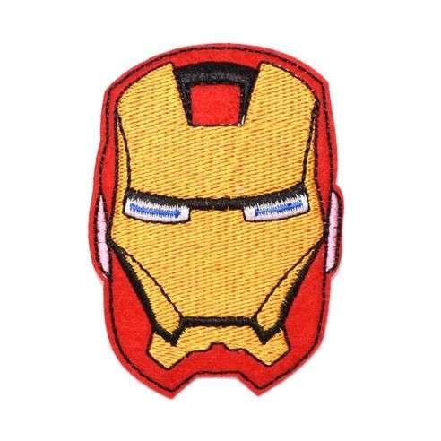 Parche Bordado Iron Man