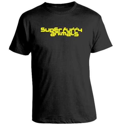 Camiseta Super Furry Animals