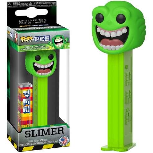 Slimer Ghostbusters Funko Pop PEZ