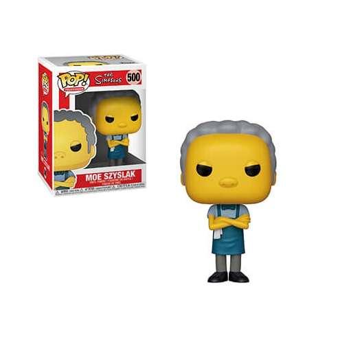 Moe - Los Simpson Funko Pop