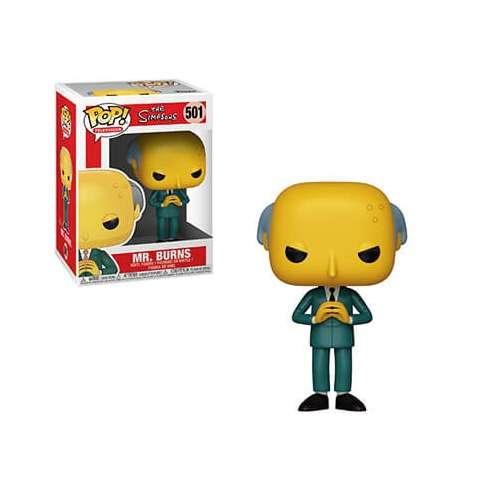 Señor Burns - Los Simpson Funko Pop